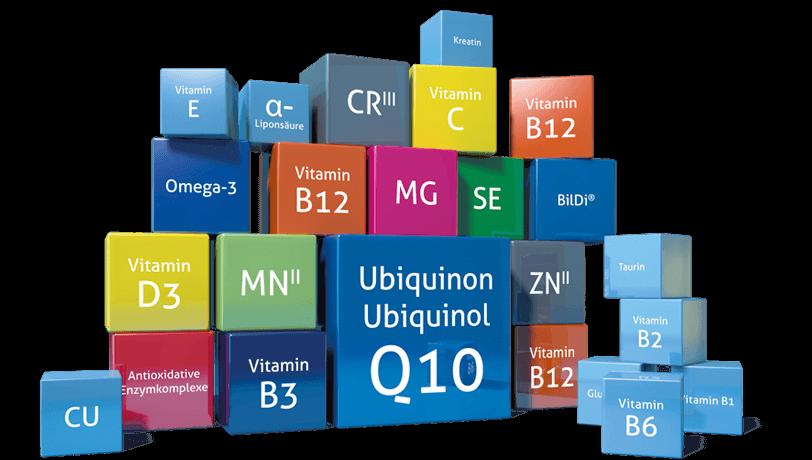Grundstein der Gesundheit Das MitoMed-Konzept